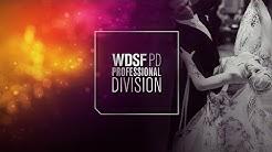 2018 PD World Ten Dance | Semi-Final STD | DanceSport Total
