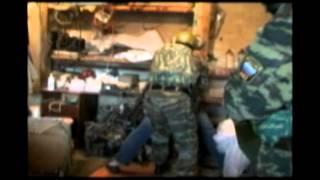 Задержание вооруженной группы. Работает ОМОН