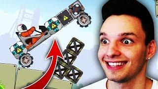 DIESES FAHRZEUG SCHAFFT ALLES !! | RoverCraft