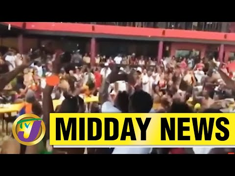 BIG Mocha fest Party Held in Jamaica | Rick's Cafe Loses Certification | TVJ News