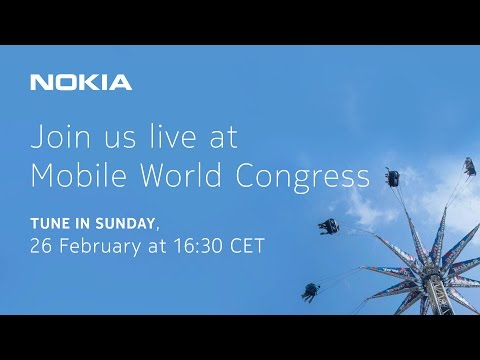 Nokia Technologies Mobile World Congress 360 Live Announcements