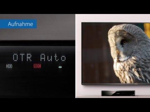 Panasonic Blu-ray Recorder: Mehrfach-Tuner-Nutzung Mit Unicable