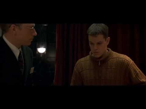 The Bourne Identity - Box Scene