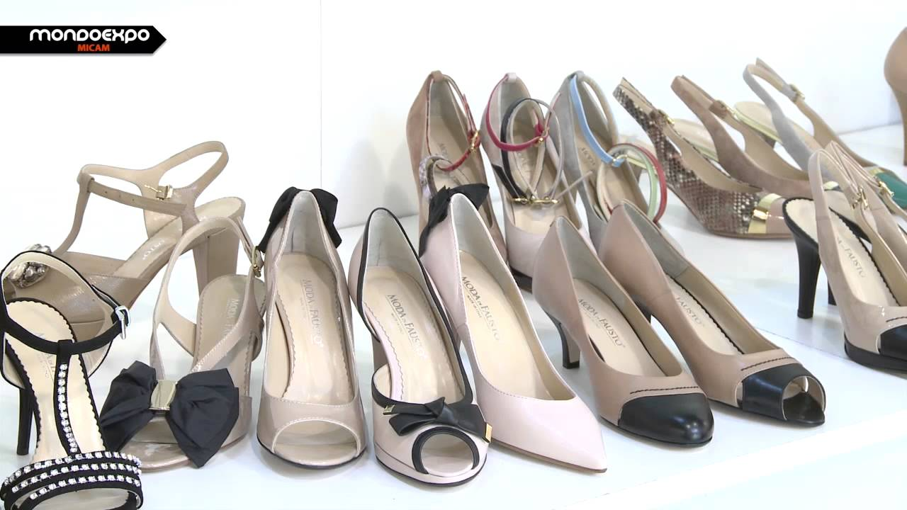 Moda di Fausto - Calzature donna made in Italy - YouTube fa4481026ae