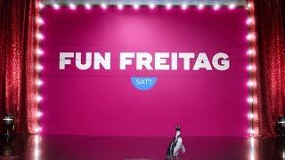 FUN FREITAG - Hier sind die Comedy-Stars zu HAHAHAuse! | SAT.1