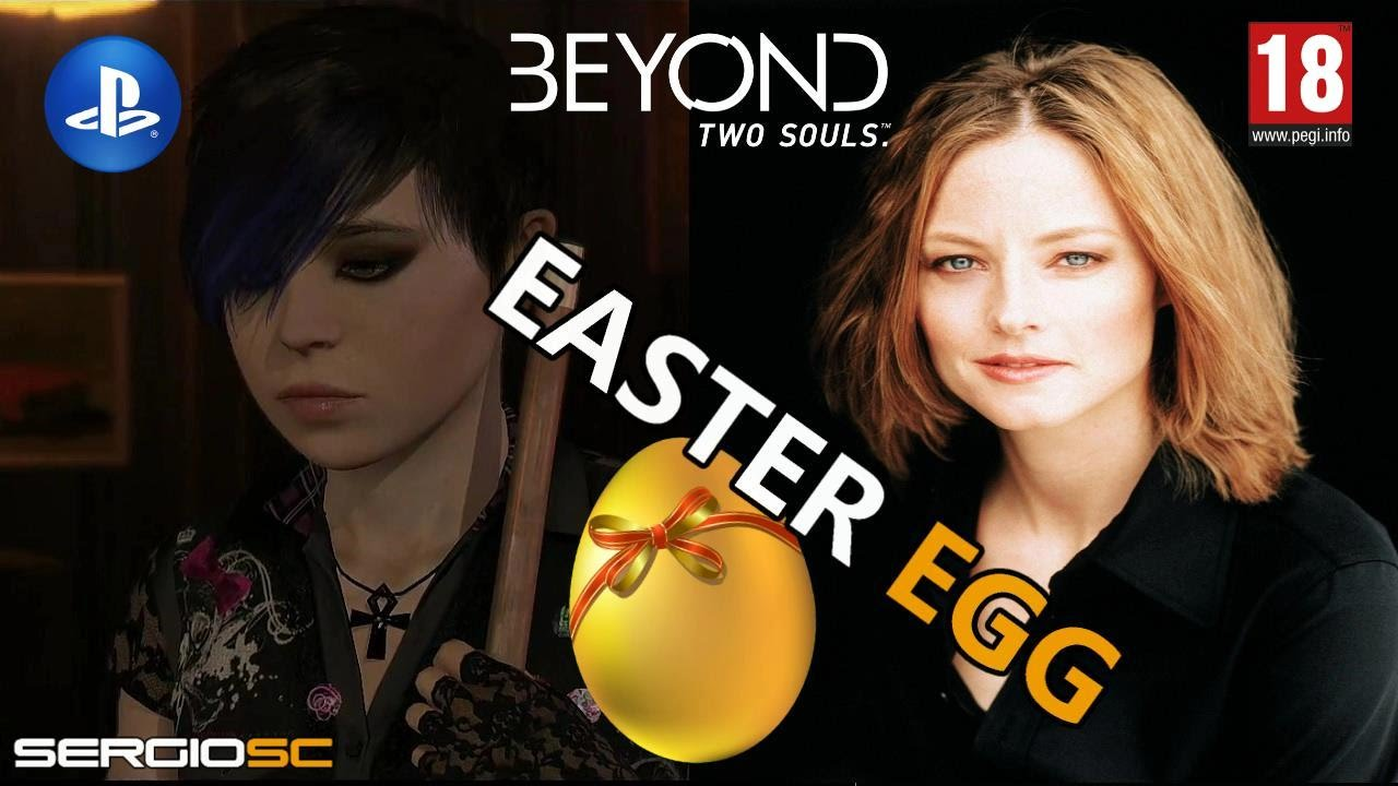 beyond two souls easter egg jodie foster the accused film  beyond two souls easter egg jodie foster the accused 1988 film acusados pelicula 1988
