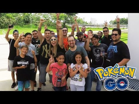 MAIS UM RAID EMOCIONANTE CONTRA MEWTWO! -  Pokémon Go | Em Busca dos Melhores (Parte 82)