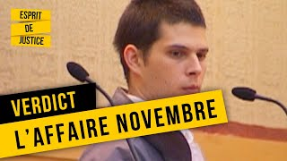 L'AFFAIRE NOVEMBRE - Verdict - Documentaire Société
