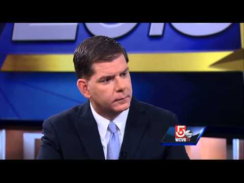 Boston mayor candidate Marty Walsh claims blanket ethics approval