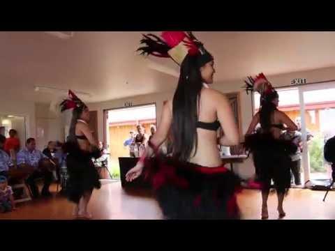 Rarotongan Cultural Dance Performance Part 2