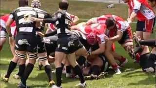 Rugby HighLights Final Copa del Rey 2012. Cetransa El Salvador - AMPO Ordizia R.E.