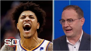 Woj: Warriors are trading for Kelly Oubre Jr. after Klay Thompson's injury | SportsCenter