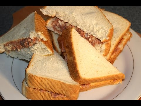 HOW TO MAKE REAL JAMAICAN CORN BEEF SANDWICH RECIPE