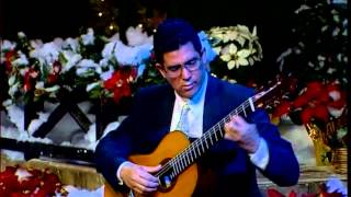 "Christmas carol, ""Silent Night, Holy Night"", Rafael Scarfullery, classical guitarist, guitar"
