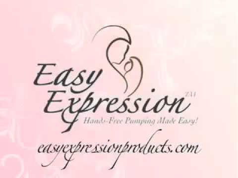 710d0a11e2aa1 How to Use Easy Expression Halter Hands-Free Pumping Bra - YouTube