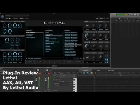 Lethal Audio VST ROMpler Review (VST, AAX, AU) | GiveMeApps