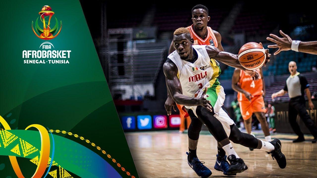 Mali v Cote d'Ivoire -  Full Game - FIBA AfroBasket 2017