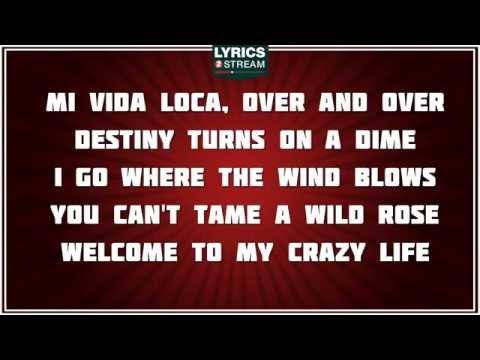 Mi Vida Loca (My Crazy Life) - Pam Tillis tribute - Lyrics