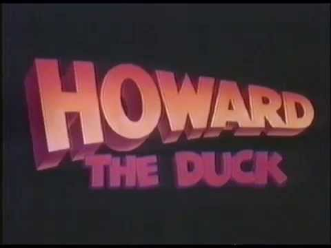 1986 Howard the Duck TV Trailer