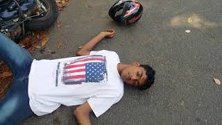 Bike accident musically funny videos malayalam best comedy tiktok videos malayalam