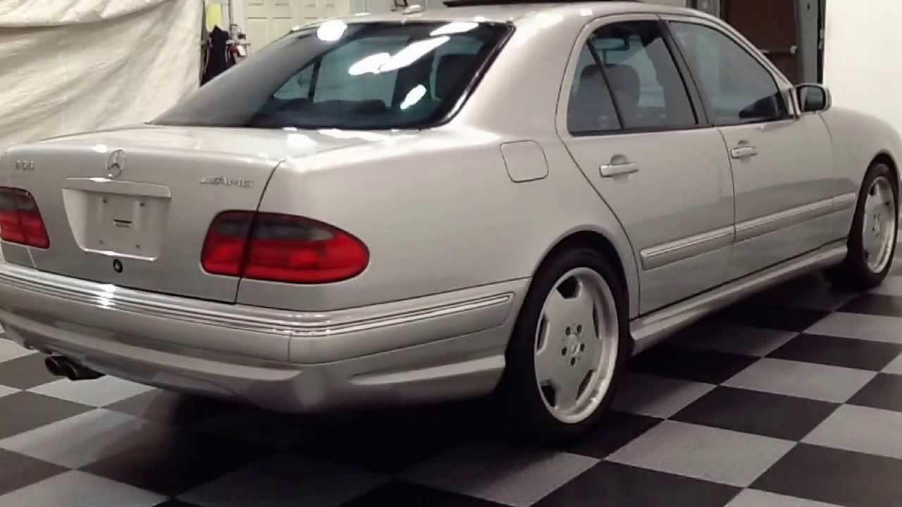buy used 2000 mercedes benz e55 amg pennsylvania - youtube