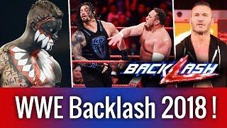 vuclip WWE Backlash 2018 Highlights ! 6 Bookings ! Finn Balor ! Heel Turn ! Roman Reigns Vs Samoa Joe !