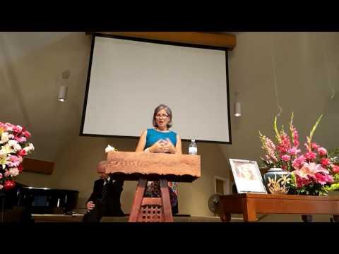 Marie Braid Smith Memorial Sept 10, 2016