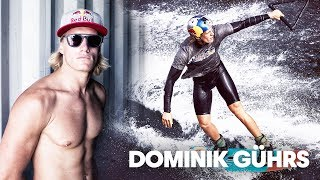 It's always wakeboarding season. | Straight from the Athletes: Dominik Gührs