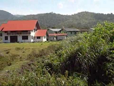 View around Bario, Kelabit Highland, Borneo -- ( By Patrick Aching ) Travel Video