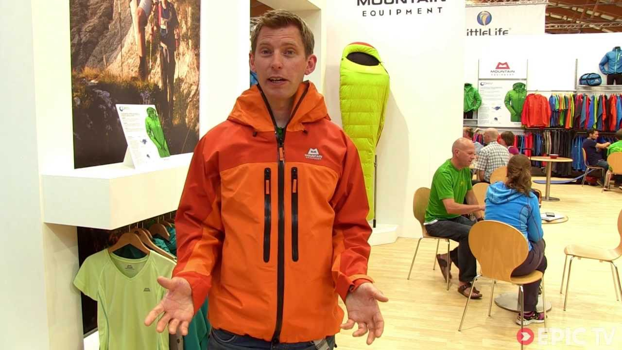 d875a024 Mountain Equipment Tupilak Jacket - Best New Products, OutDoor 2013 ...