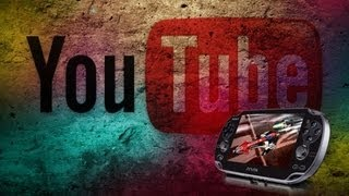 Descargar Videos de Youtube Desde el PS VITA
