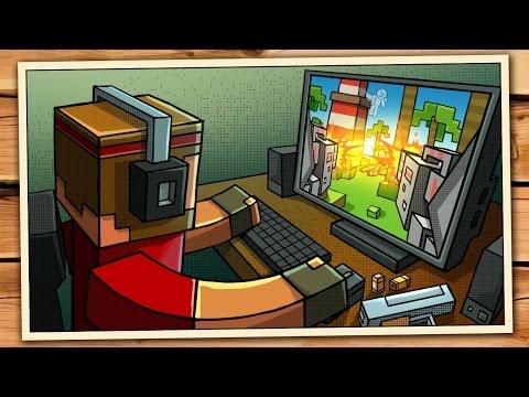 Pixel Gun World - Developers battle