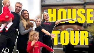 Dad V Girls House Tour!