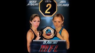 MFL 2 - Ariel Gallagher vs sherin al-safadi