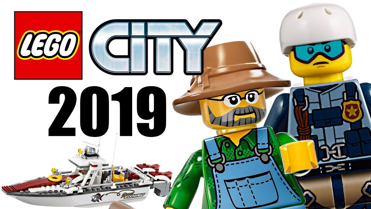 lego city 2019 you won 39 t believe the new police subtheme. Black Bedroom Furniture Sets. Home Design Ideas
