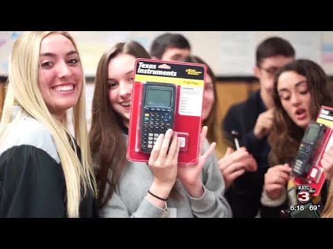 Tools for Schools: Loreauville High School