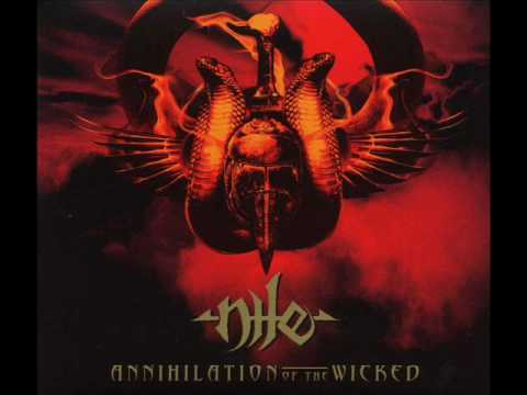 Nile- Annihilation Of The Wicked mp3