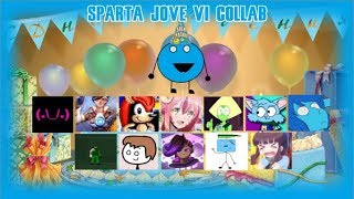 {My birthday special}[13-Part collab] Multisource - Sparta J...