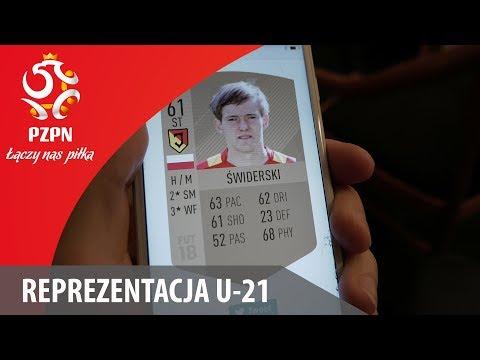 U21: Wspomnienia Drążka, wywiad na farmazonie i ekskluzywna, brązowa karta w FIFIE