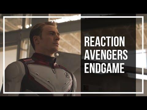 ¡BRUTAL! Avengers 4 Endgame   REACCIÓN nuevo Trailer