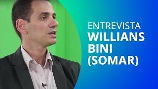 A Tecnologia Por Trás Da Previsão Do Tempo - Willians Bini, Somar Meteorologia Ct Entrevista
