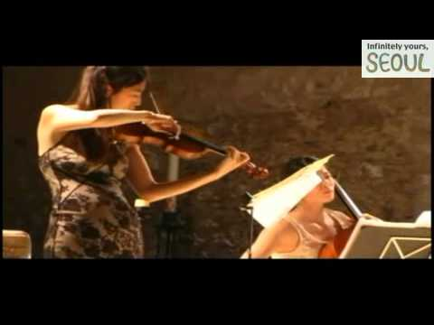 Ensemble Opus - Ravel :  Duo for violin and cello 3rd and 4th movements