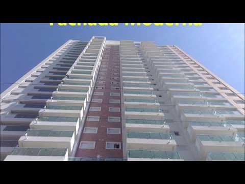 Apartamento a venda em Santos com 1 dormitório e vista para o mar