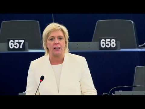 Hilde Vautmans 03 Apr 2017 plenary speech on Trafficking in human beings
