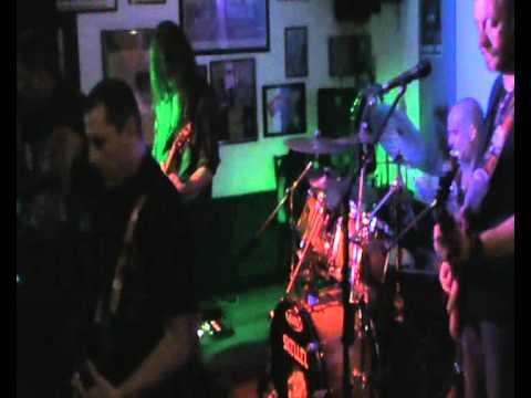 SKELLEL - digging the grave - 29/09/12 - jazz n rock café
