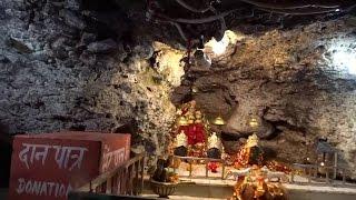 Maa Vaishno devi's holy cave yatra and lord shiva natural jyotirlinga in Dehradun,tapkeshwar temple.