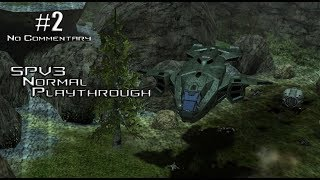 Halo: CE (SPV3 MOD) - Normal Playthrough - Mission #2: Halo