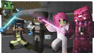 Minecraft High School: Star Wars The Force Awakens! [Ep. 02 Minecraft Roleplay]