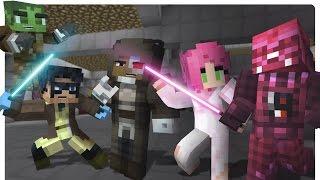 Minecraft High School: Star Wars The Force Awakens! [Ep. 02 Minecraft Roleplay]