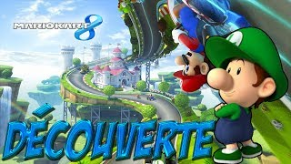 Mario Kart 8   Découverte : Bébé Luigi Wouhou !